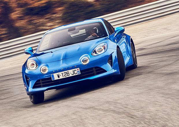 Alpine A110 Première Edition zahajuje návrat slavné značky na evropský trh