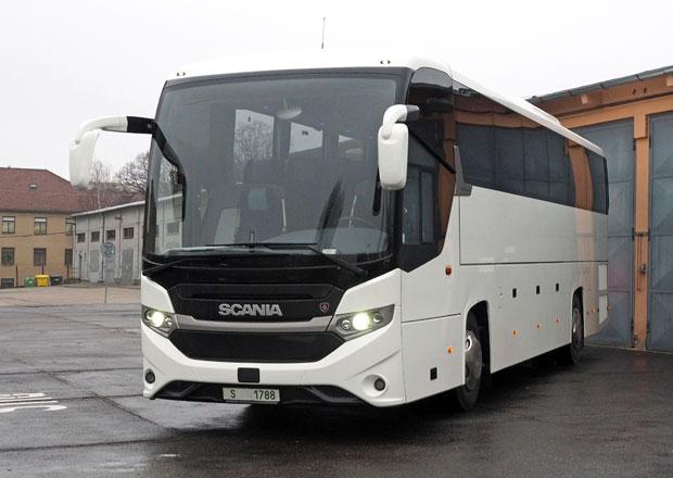 Scania Interlink HD ve službách Armády České republiky