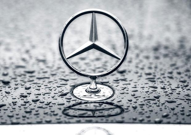 Svolávačka Mercedesu kvůli airbagům: Můžou samovolně explodovat