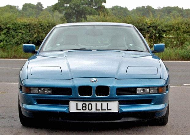 Chcete se vozit jako sultán Bruneje? Jeho bývalé BMW 850 Ci je k dispozici