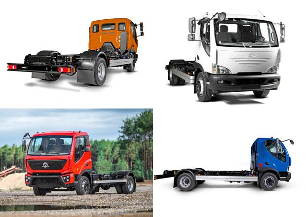 Avia a její dnešní nákladní automobily. Prohlédněte si je ve velké galerii