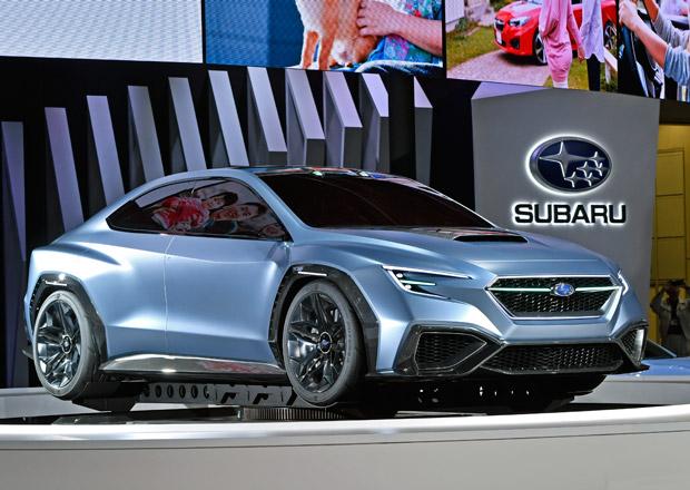 Subaru WRX dostane manuální převodovku i v nové generaci