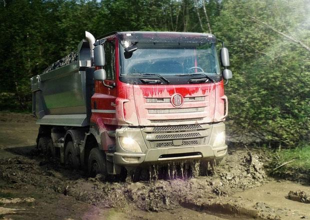 Tatra začne montovat svoje nákladní vozy v Ázerbájdžánu