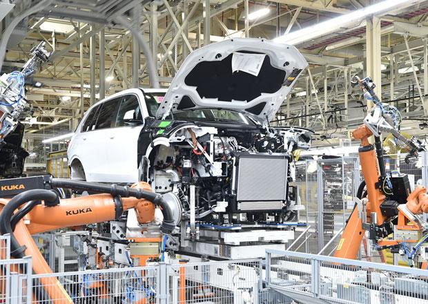 BMW X7 je tady. Výroba luxusního SUV začala!