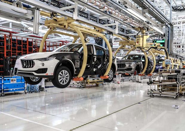 Maserati pozastavuje výrobu kvůli nízké poptávce. Opět...