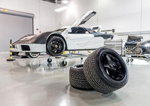 McLaren má nové servisní centrum. Podívejte se, jak se opravuje legendární F1
