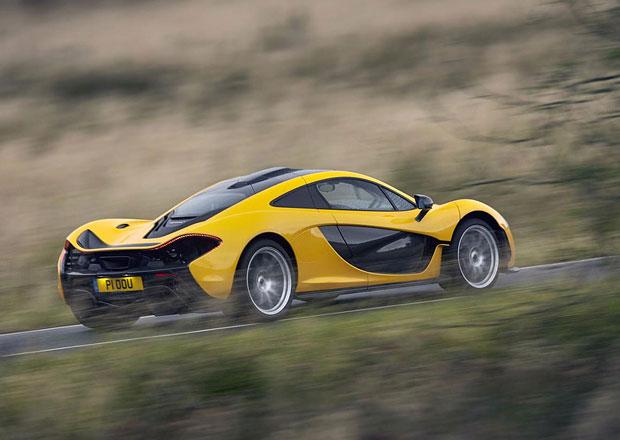 McLaren testuje elektrický hypersport. Má to však své ale…