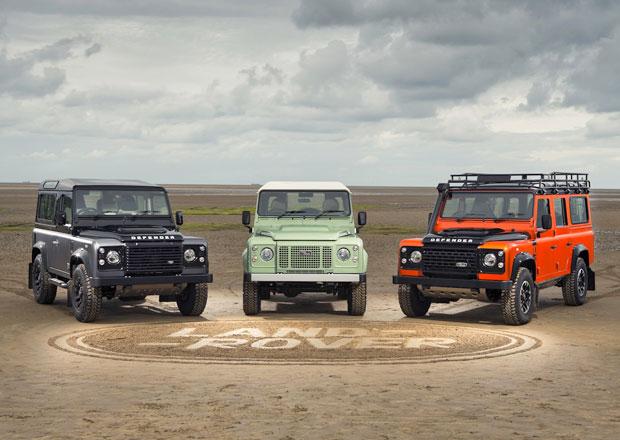 Nový Land Rover Defender se konečně ukáže v roce 2018. Nevyhne se elektřině...