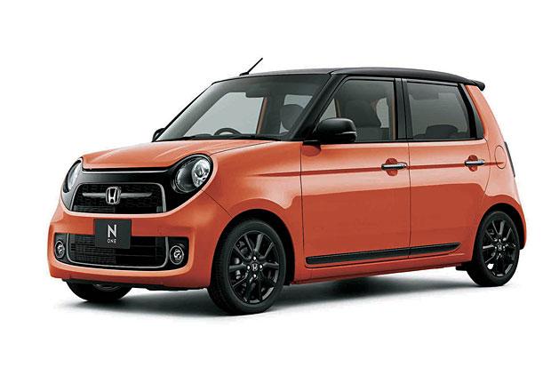 Honda N-One: Retro trpaslík v novém