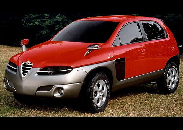 Bertone 145 Sportut: Tohle mohlo být první SUV Alfy Romeo!