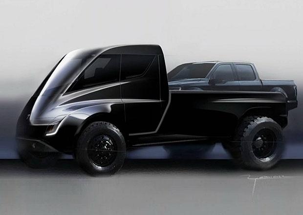 Tesla pracuje na elektrickém pick-upu. Musk už prozradil, kdy dorazí!