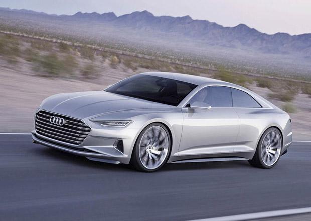 Audi chce konkurovat připravovanému BMW řady 8. Budeme mít A8 kupé?