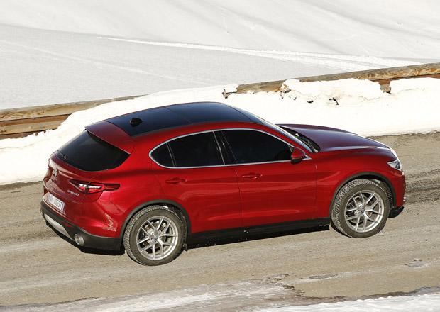 Alfa Romeo poodhaluje plány na sedmimístné SUV. Dočká se elektrifikace?