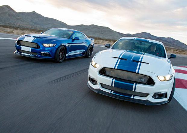 Nový Ford Mustang Shelby GT500 zvládne více než 320 km/h