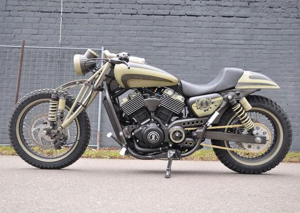 Harley-Davidson startuje nejrozsáhlejší ročník soutěže stavitelů Battle of the Kings