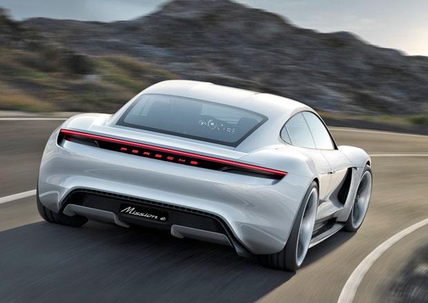 Porsche Mission E bude v roce 2019 realitou. Už známe první detaily!