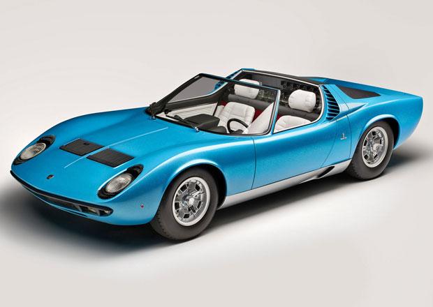 Připomeňte si příběh nejvzácnějšího Lamborghini světa. Vznikl jediný kus, lidé kvůli němu řezali střechy