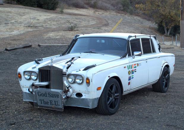 Tenhle šílený Rolls-Royce může být váš. Milovníci tradic ho nenávidí!