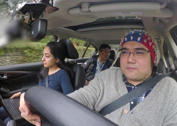 Nissan a nový level autonomní jízdy. Auto vám bude číst myšlenky!
