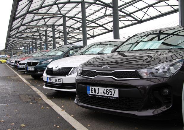 AAA Auto loni zvýšila prodej o devět procent na 75.372 ojetin