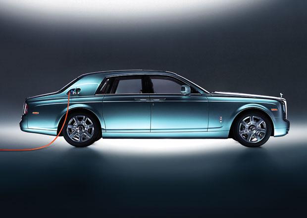 Elektrický Rolls-Royce skutečně dorazí. Musí se ale vyřešit jeden háček
