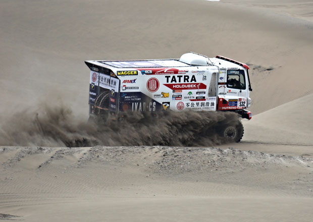 Dakar 2018: Závodníky Barth Racing čeká auto