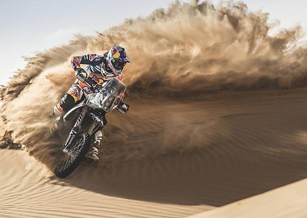 Dakar 2018 – 1. etapa: Loprais pobil favority!