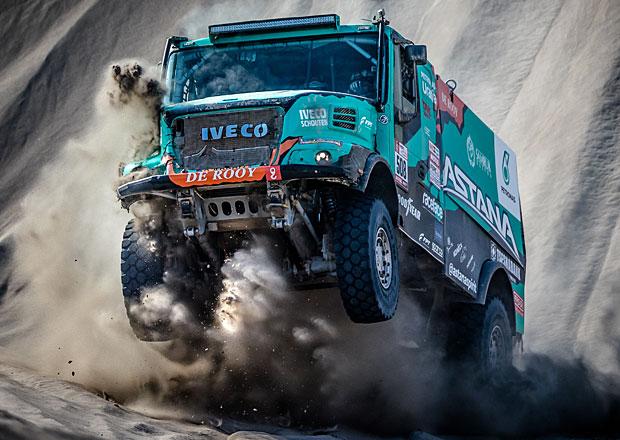 Rallye Dakar 2019: Uznávaný český fotograf Chytka bude stíhat Loeba