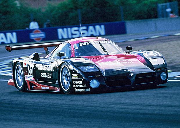 Nissan R390 GT1 (1997-1998): Silniční verze byla nejrychlejším a nejdražším Nissanem