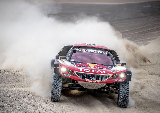 Dakar 2018: Ohlasy po 2. etapě. Byla pekelně náročná!