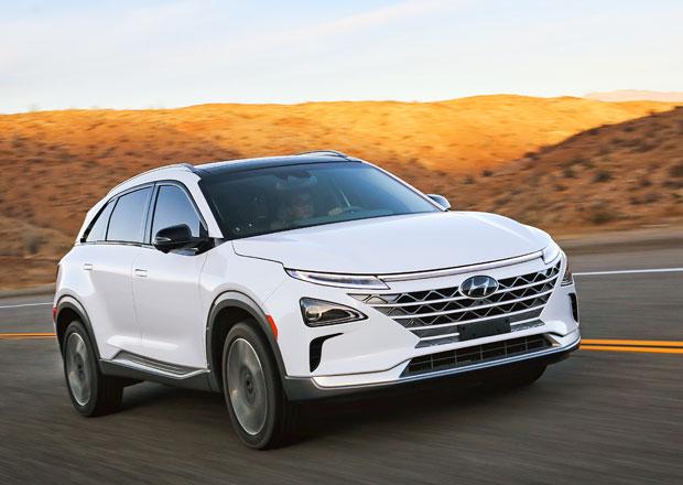 Hyundai Nexo je ohlášeným nástupcem vodíkového ix35 Fuel Cell