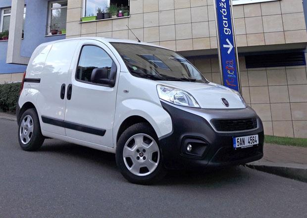 Fiat Fiorino Van 1.3 Multijet SX: Osm tisíc (dlouhodobý test 3. část)