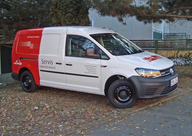 Volkswagen Caddy Maxi 1.4 TGI: Plný plyn netřeba