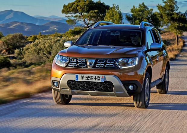 Nová Dacia Duster přijíždí na český trh. Už známe kompletní ceník!