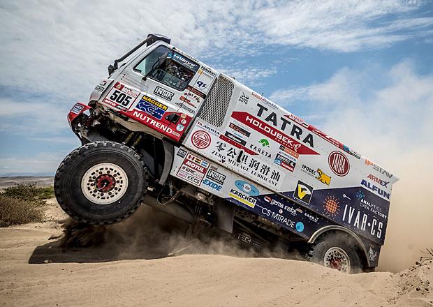 Dakar 2018 – 5. etapa: Kolomý znovu sviští! Zdržela ho pomoc kolegovi...