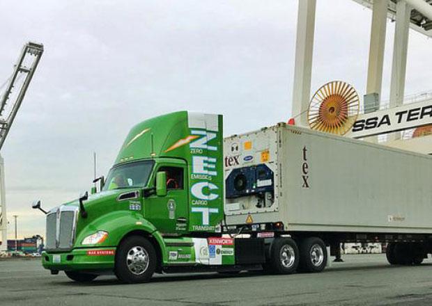 Kenworth ZECT s palivovými články míří do skutečného provozu
