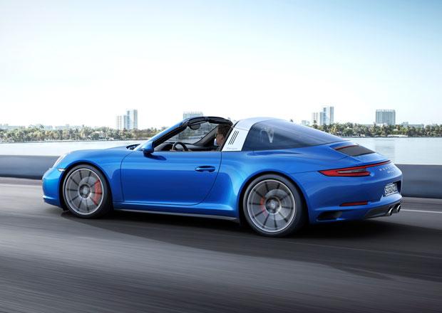 Automobilka Porsche loni dosáhla rekordního odbytu
