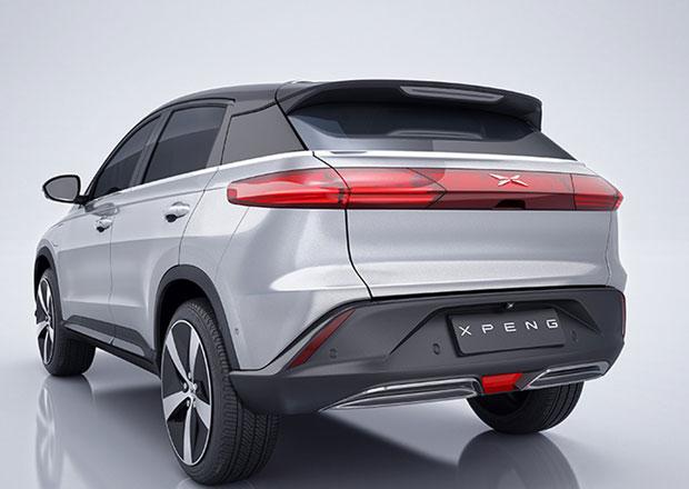 Xpeng G3 je dalším z řady nový elektromobilů z Číny. Proč má ale kameru na střeše?