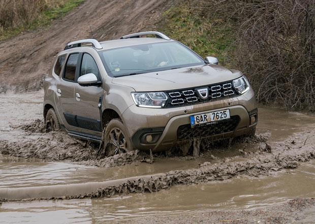Nová Dacia Duster v akci: Potrápili jsme ji v terénu, vedla si bravurně