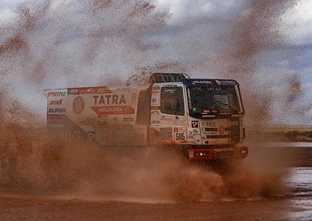 Dakar 2018 - Ohlasy po 7. etapě: Klymčiw po operaci