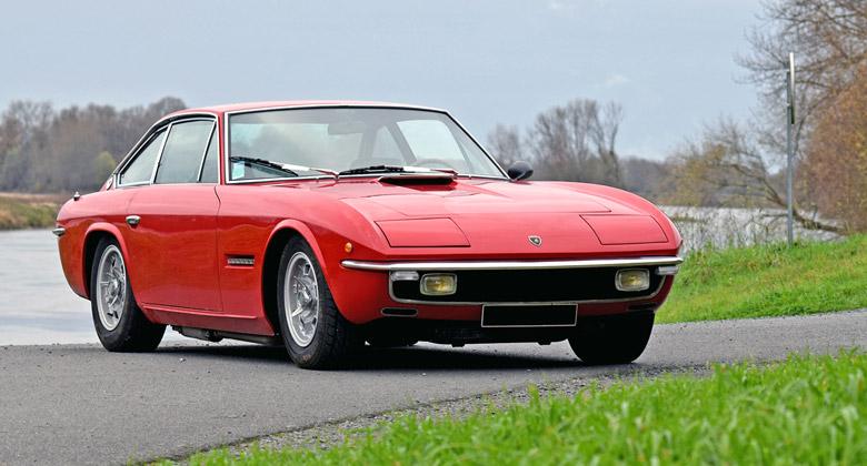 Lamborghini Islero (1968-1970): Hranatému GT je padesát