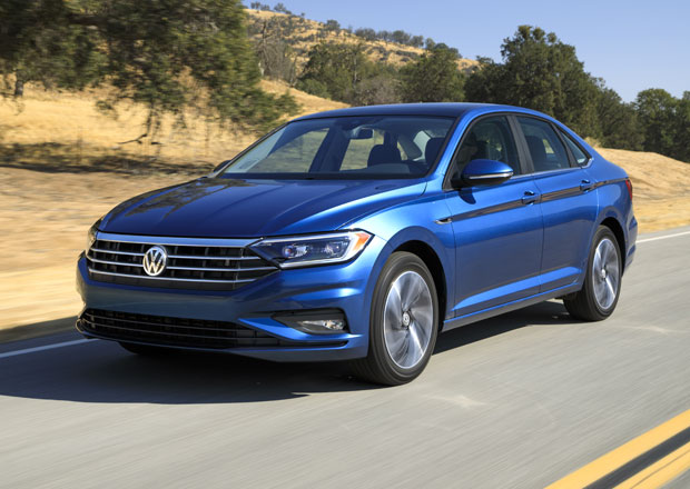 Nový Volkswagen Jetta oficiálně. Vyrostl a nabízí osmikvalt. Přijde i do Evropy?