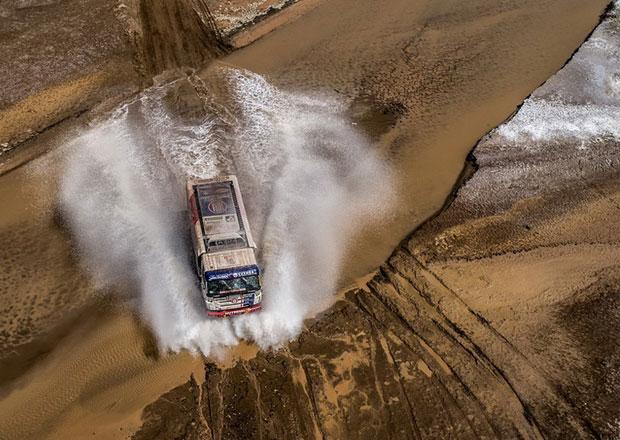 Dakar 2018: Ohlasy po 8. etapě. Jak je na tom Klymčiw? A jak závod zatím hodnotí ostatní Češi?