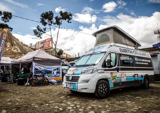 Dakar 2018: Jak to chodí v bivaku?