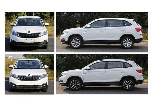 Škoda představuje nové SUV. Kamiq vypadá jako špatná čínská kopie, není se co divit