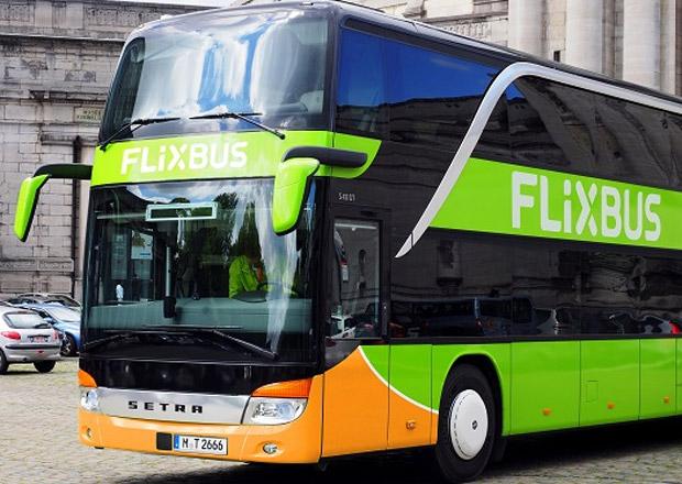 FlixBus hlásí výrazný nárůst cestujících