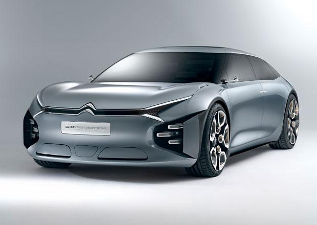 Nová vlajková loď Citroënu: Náhrada za C5 či C6 bude!