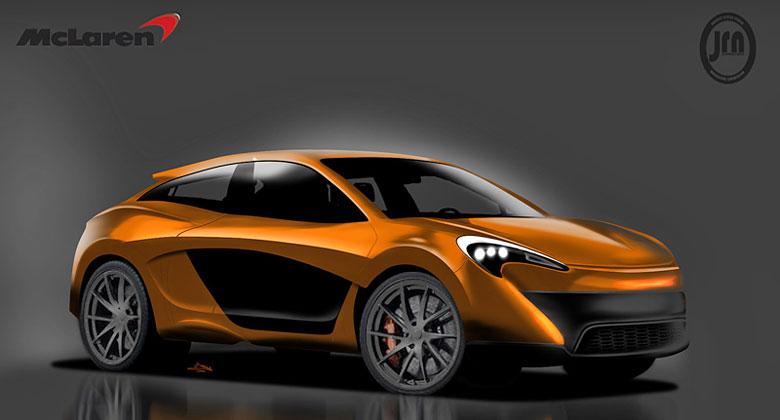 McLaren znovu ujistil své fandy: SUV nikdy nepostavíme!