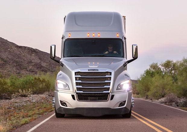 Freightliner New Cascadia získal prestižní ocenění za design