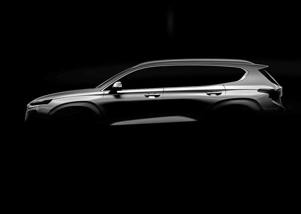 Hyundai láká na příchod čtvrté generace Santa Fe. Nový konkurent Kodiaqu vsadí na bezpečnost